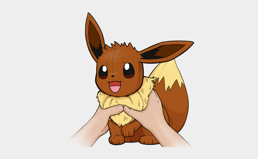 girl playing with toys clipart, Cartoons - A Look At Some Of Tomy's Upcoming Girl-centric Pokemon - My Friend Eevee Plush