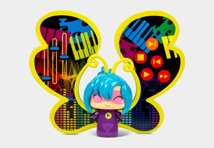 girl playing with toys clipart, Cartoons - Sweet Beats - Cartoon