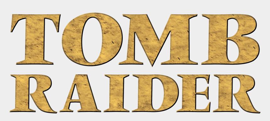tomb raider clipart, Cartoons - Tomb Raider Starring Lara Croft - Tomb Raider Iii Adventures Of Lara Croft Logo