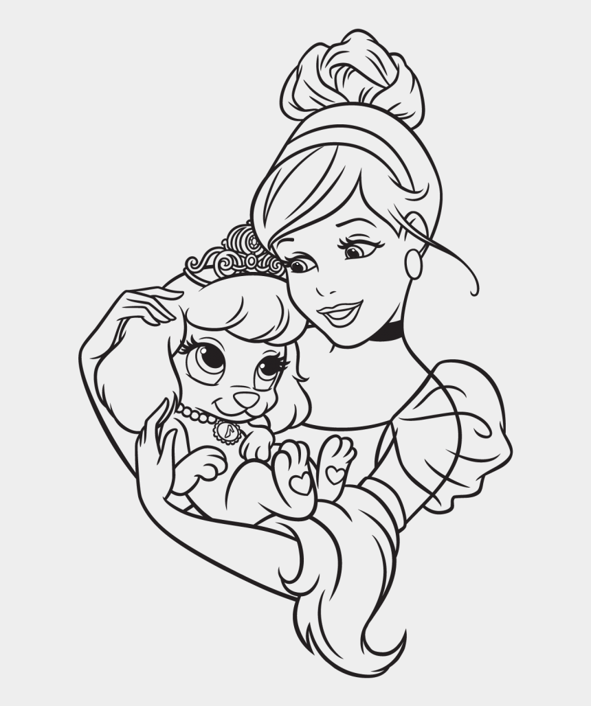 Coloring Pages Palace Pets Coloring Pictures Palace ...