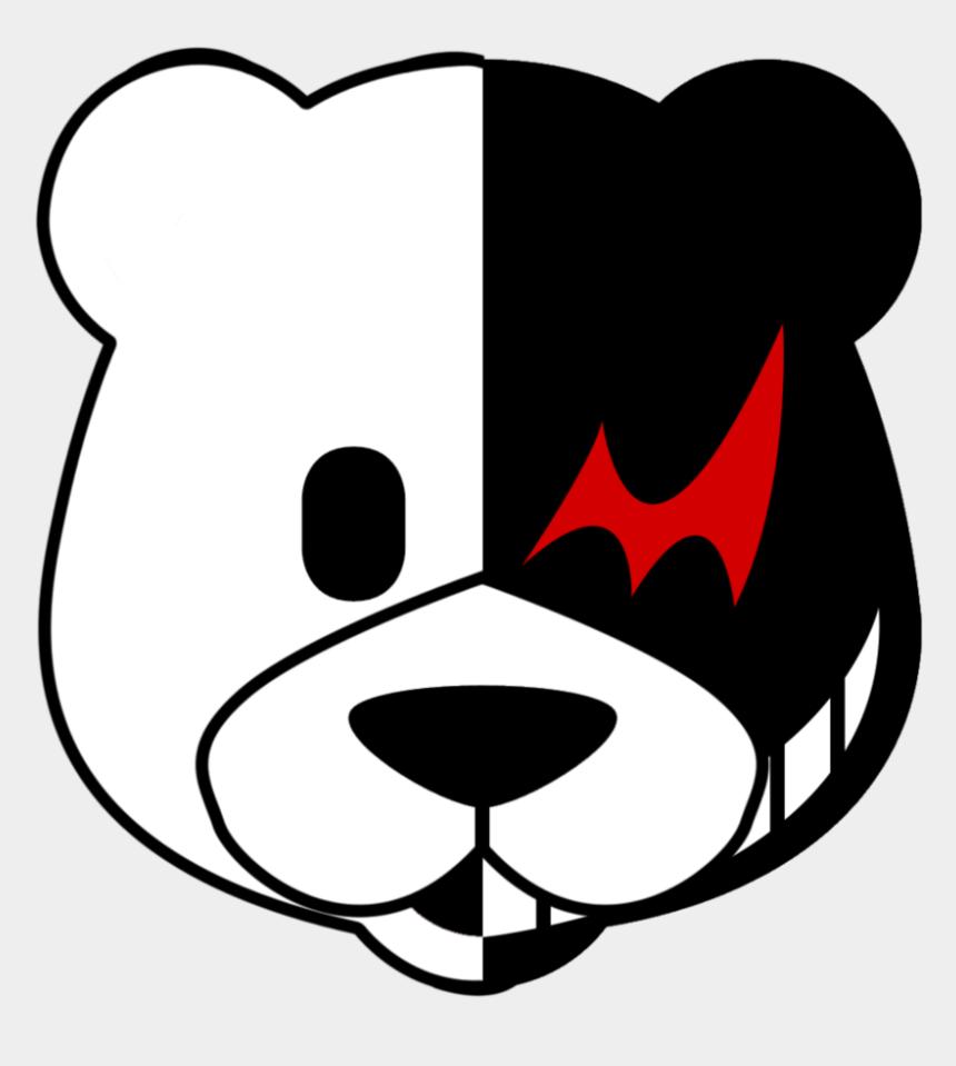discord clipart, Cartoons - Emoji Monokuma By Hypnopony - Emojis Para Discord
