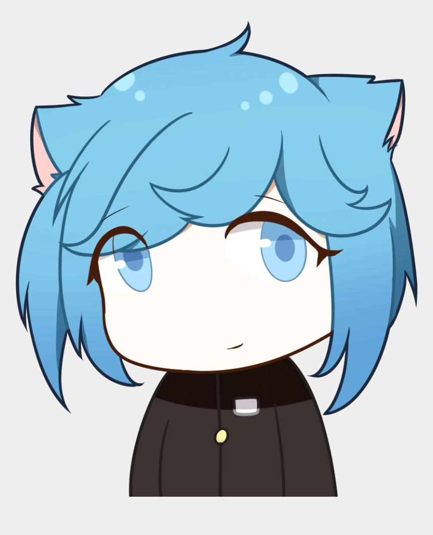 discord clipart, Cartoons - Emoji Thinking Png - Discord Emoji Anime Gif