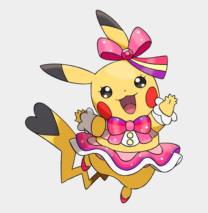 shiny star clipart, Cartoons - 6027 Pokémon Shiny Pikachu Popstar Www - Pokemon Pikachu Pop Star