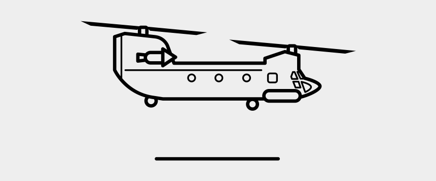 chinook helicopter clipart, Cartoons - Boeing Ch-47 Chinook