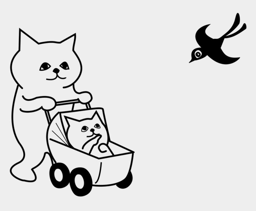 children walking in line clipart, Cartoons - Stroller Parent Child Walk Baby Babysit Babysitter - Stroller