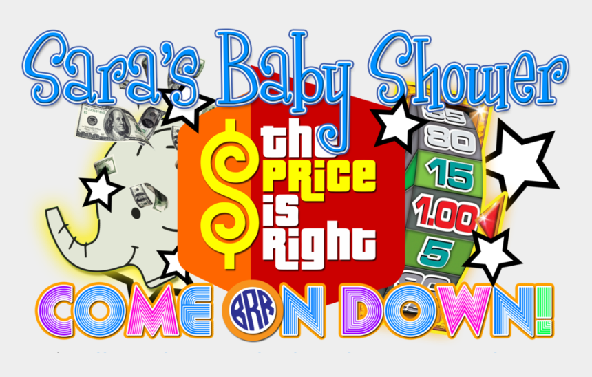 price is right clipart, Cartoons - Baby Priceisright - Price Is Right