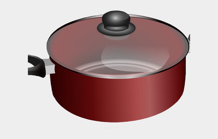 Saucepan Clipart Stock Pots Cookware Clip Art - Pot Clipart - Png Download  (#1553574) - PinClipart