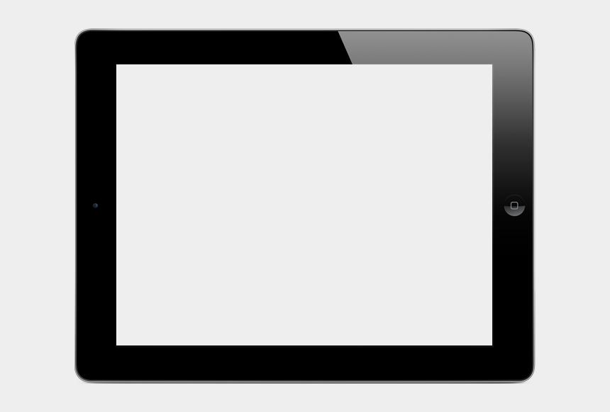 ipad mini clipart, Cartoons - Res Ipad Clipart - Black Tablet Png