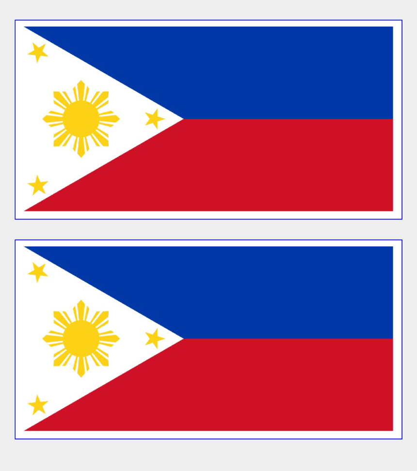 flags of the world border clipart, Cartoons - Download This Free Printable Philippines Template A4 - Philippine Flag Printable Back To Back