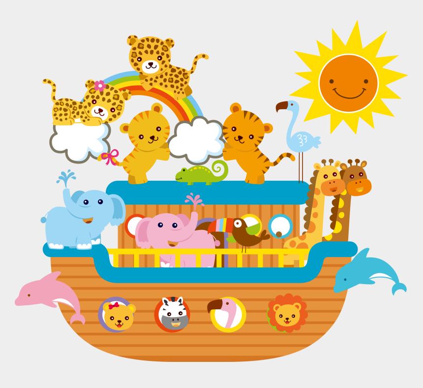 Free Clipart: Noah's Ark   j4p4n