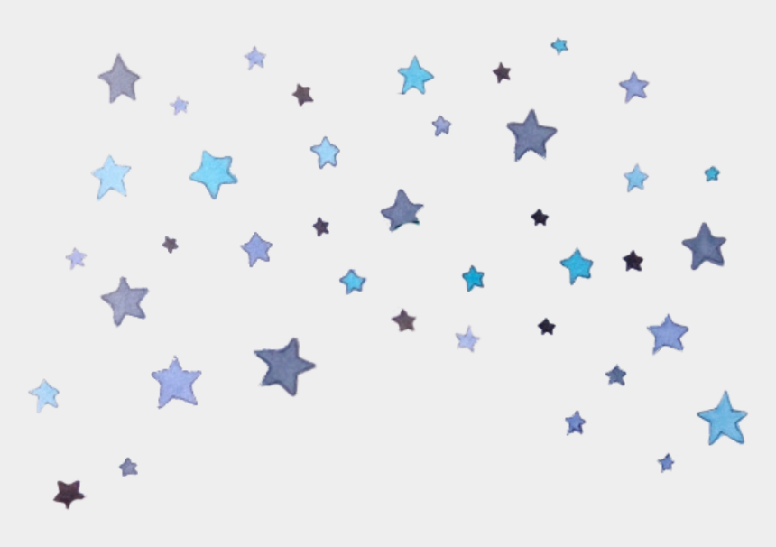 rewrite clipart, Cartoons - Rewrite The Stars✨ - Blue Aesthetic Stickers Png
