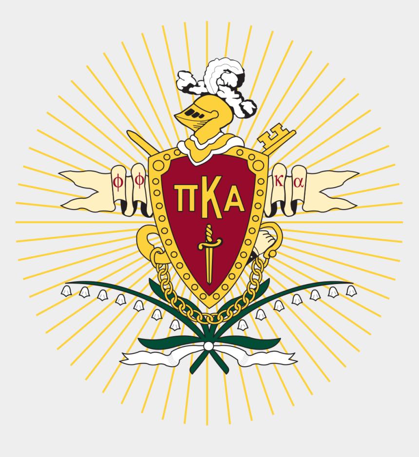 alpha kappa alpha clipart, Cartoons - Pi Kappa Alpha - Pi Kappa Alpha Crest