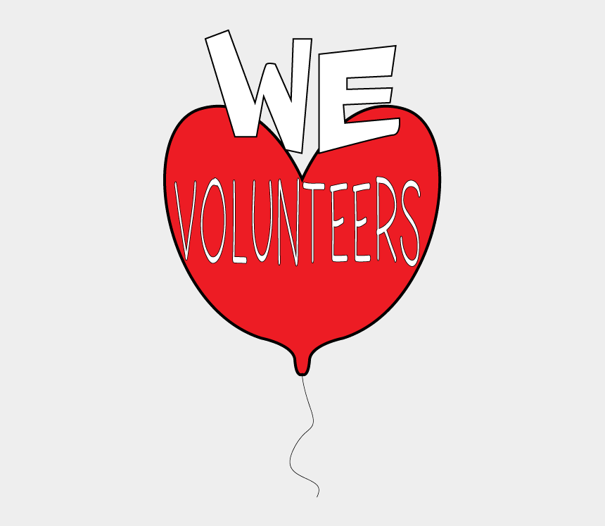 we love our volunteers clipart, Cartoons - Choose The Job The Best Meets Your Schedule And Sign - Herb Krasnika