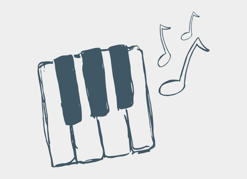 dueling pianos clipart, Cartoons - Pete's Dueling Piano Bar - Folding Chair