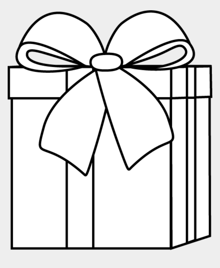 black and white christmas present clipart, Cartoons - Mobiles Qhd - Color By Number 1 2 3