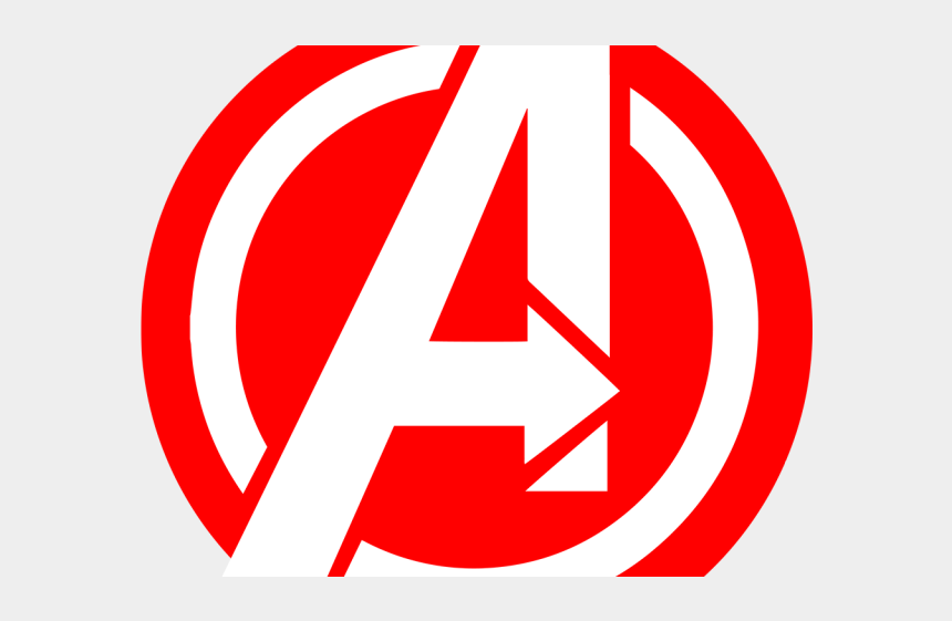 avengers clipart black and white, Cartoons - Avengers Clipart Avengers Logo - Avengers Logo Png