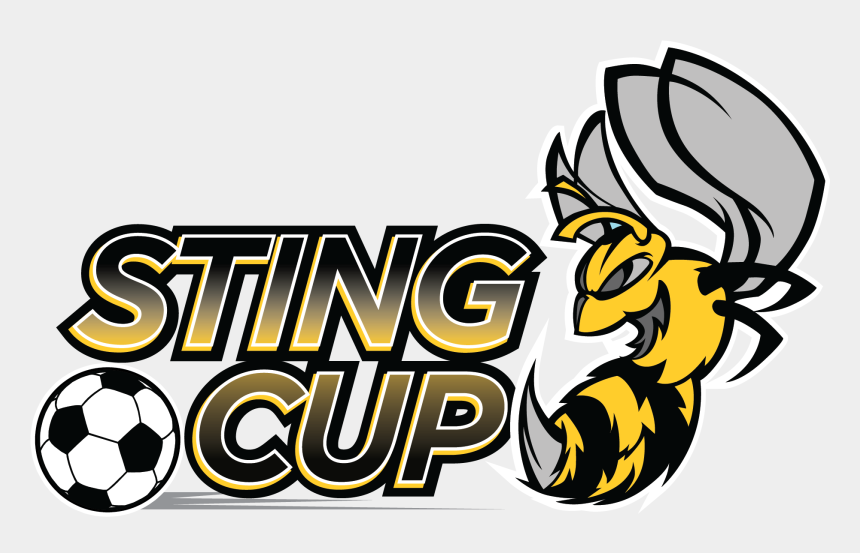 soccer goal clipart side view, Cartoons - Sting Cup Banner - Sting Cup