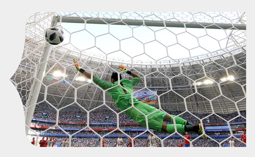 soccer goal clipart side view, Cartoons - Hyundai Goal Of The Tournament - Сербия Коста Рика
