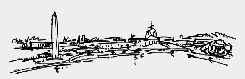 lincoln memorial building clipart, Cartoons - The National Capital Planning Commission The Federal - Illustration