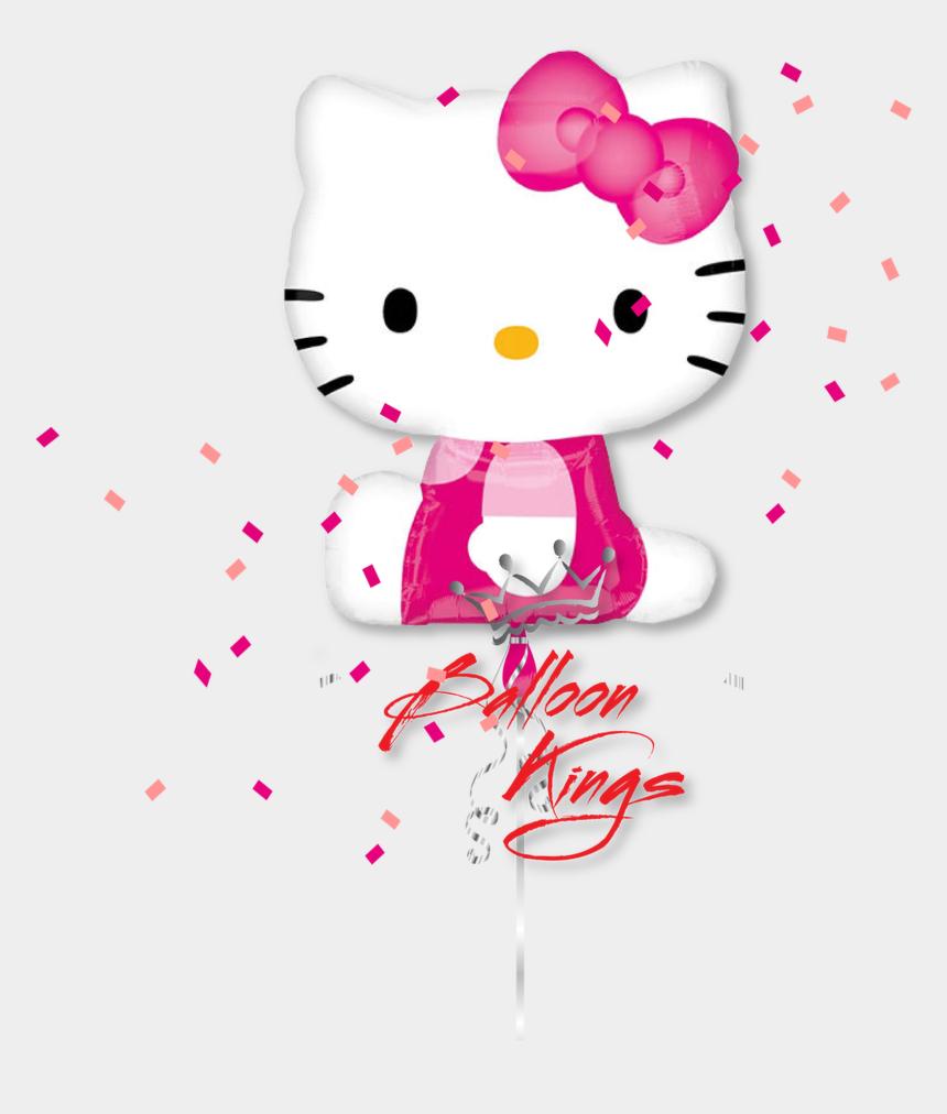 hello kitty clipart birthday, Cartoons - Hello Kitty Pink - Hello Kitty Foil Balloon