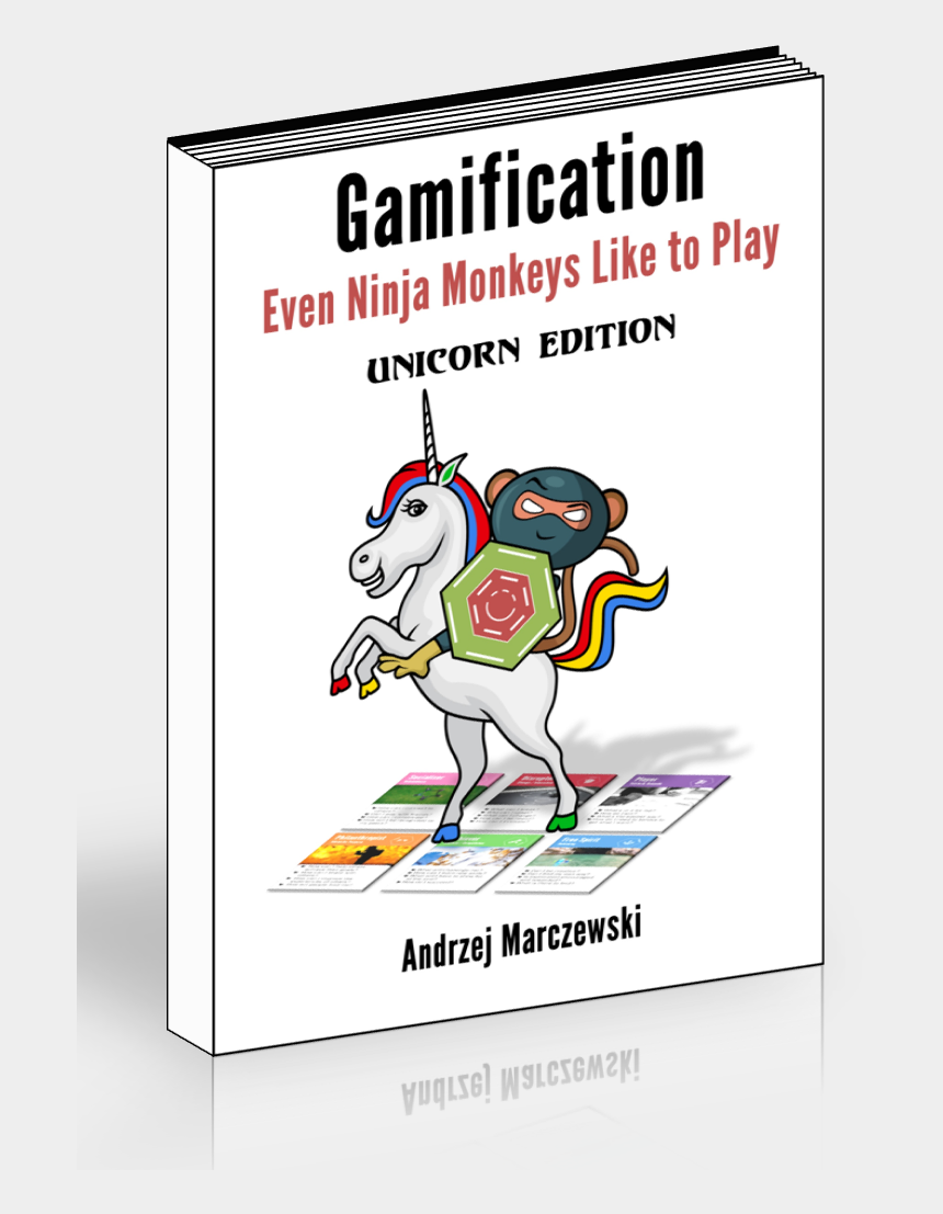 intrinsic motivation clipart, Cartoons - Even Ninja Monkeys Like To Play - Even Ninja Monkeys Like To Play: Unicorn Edition