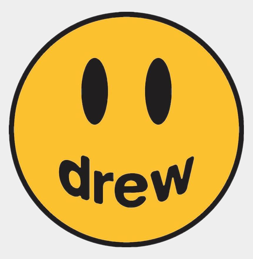 justin bieber clipart, Cartoons - Drew Stickers Clothing - Drew Justin Bieber Logo