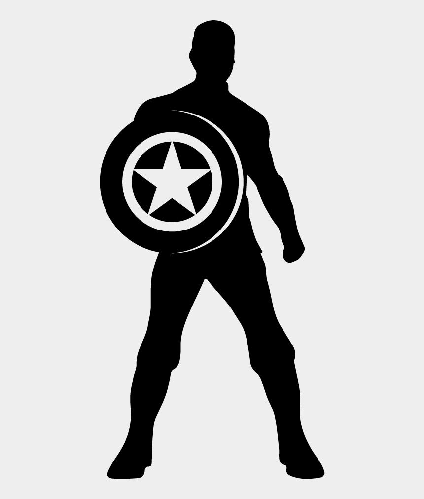 captain america clipart black and white, Cartoons - Captain America - Macbook - C - Captain America Clipart Black