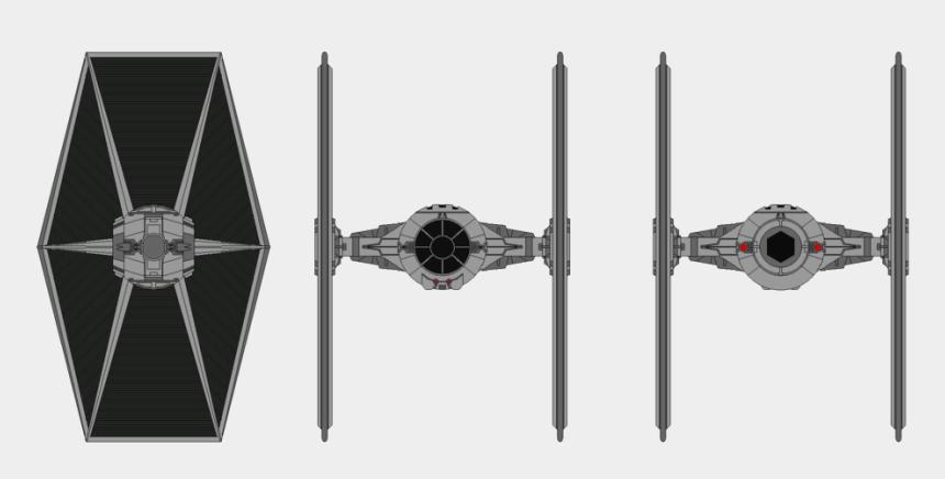 tie fighter clipart, Cartoons - Tie Fighter Star Wars Png High-quality Image - Star Wars Imperial Tie Fighter Png