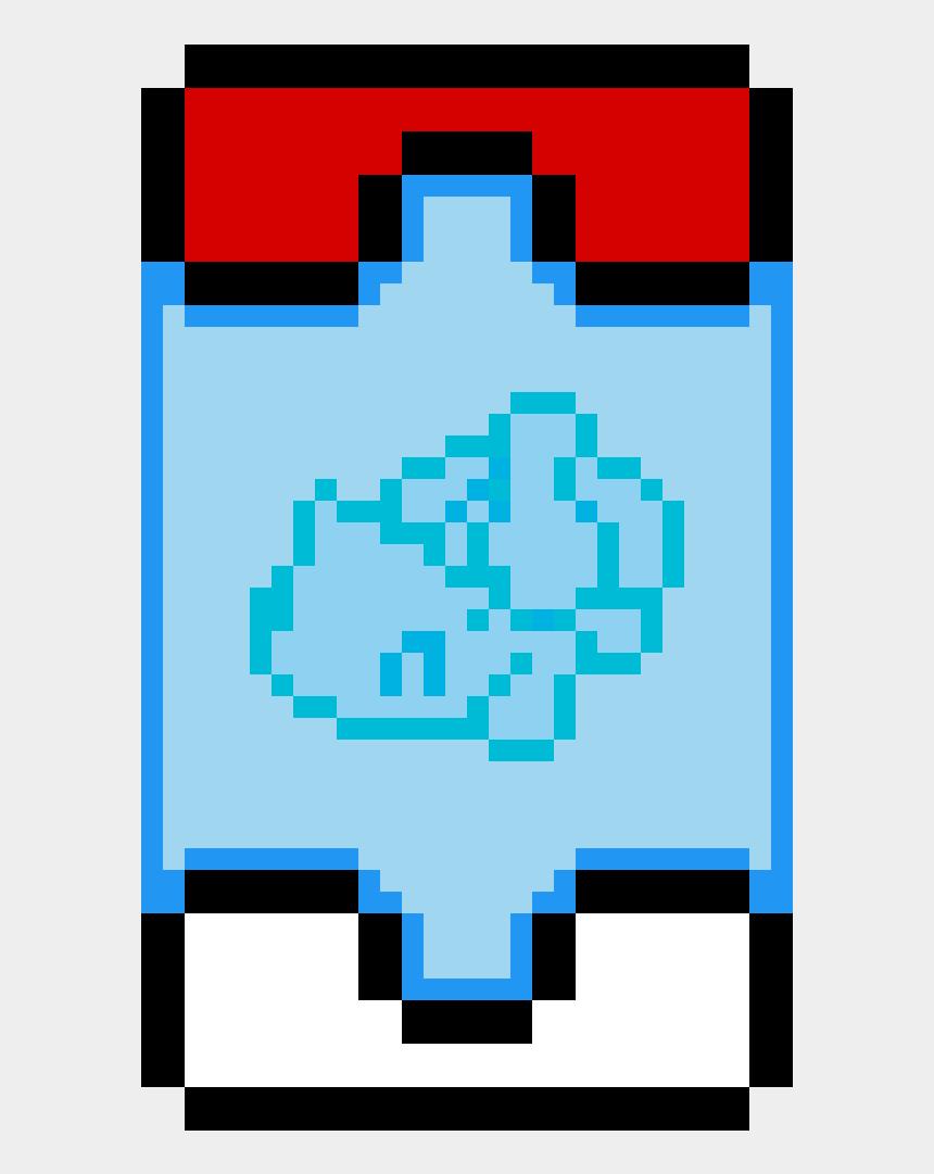 Shiny Bulbasaur Pixel Art Basic Minecraft Pokemon Pixel