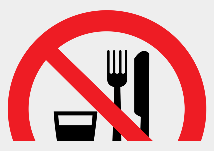 hungry clipart, Cartoons - How Not To Feel When You Re Ⓒ - Eating Or Drinking Sign