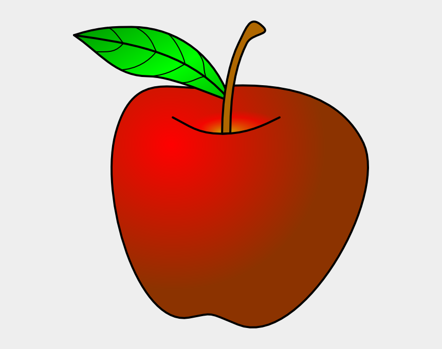 Apple Stem Clipart - Healthy Snack Clip Art, Cliparts ...