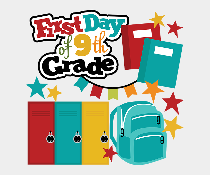 graduate clipart, Cartoons - First Day Of First Grade Png