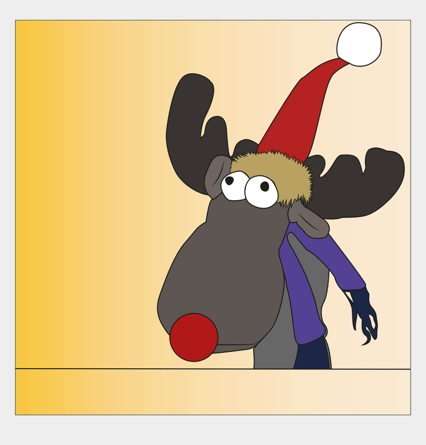 """rudolph the red nosed reindeer clipart, Cartoons - """"rudolph The Red Nosed Reindeer"""" Was A Prime Example - Christmas Day"""