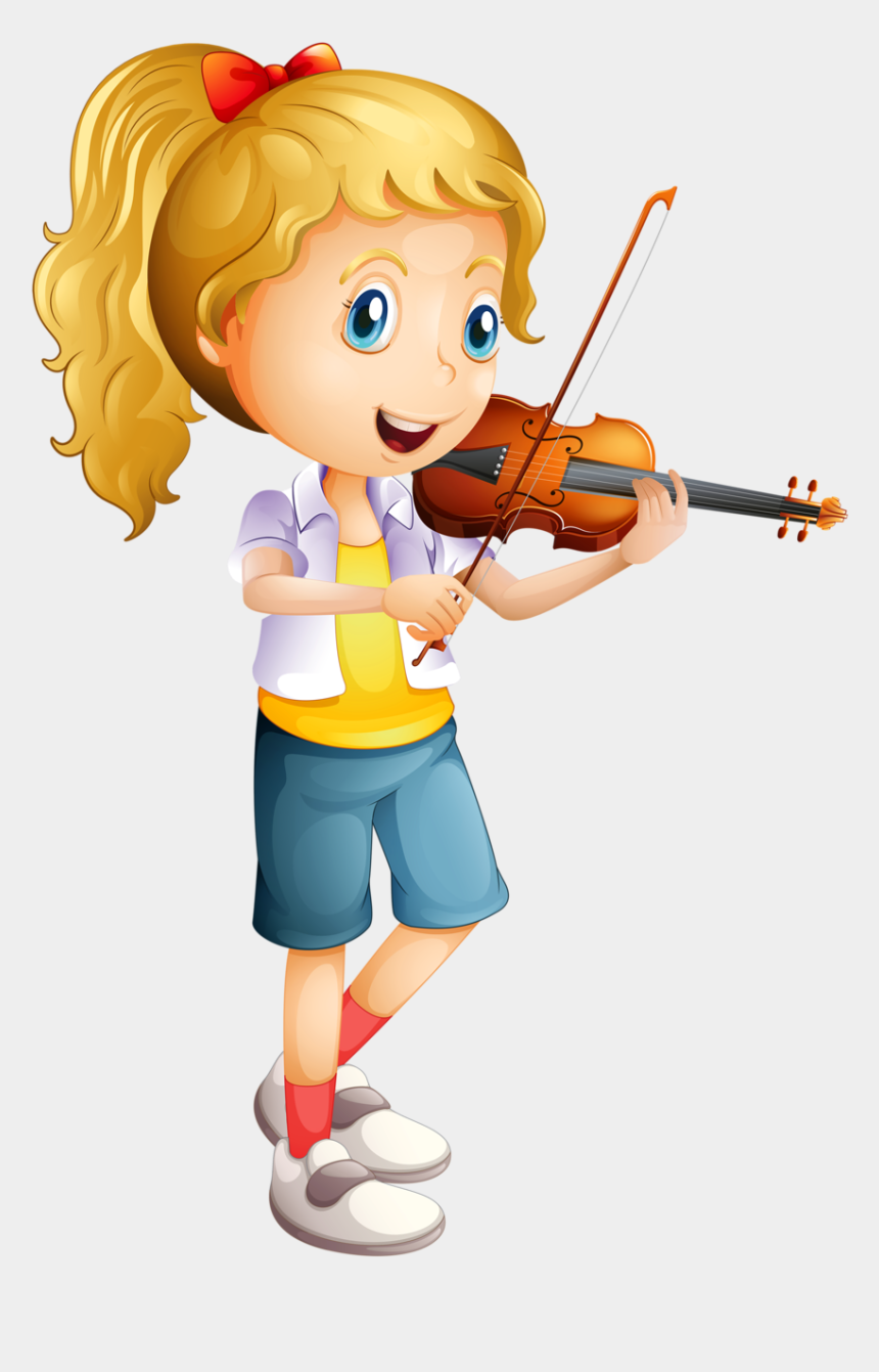 violin clipart, Cartoons - Violin Drawing Clip Art - Play The Violin Clipart