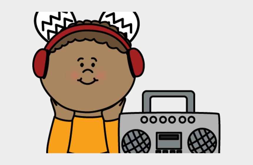 headphone clipart, Cartoons - Headphone Clipart Teacher Center - Listen To Music Clipart