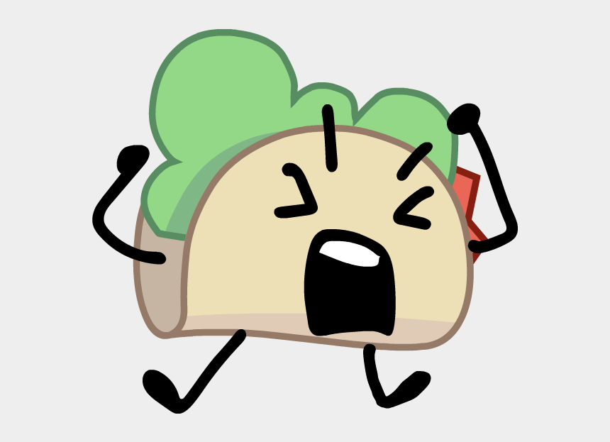 voting clipart, Cartoons - Image Taco D Png Battle For Dream Ⓒ - Taco Bfb