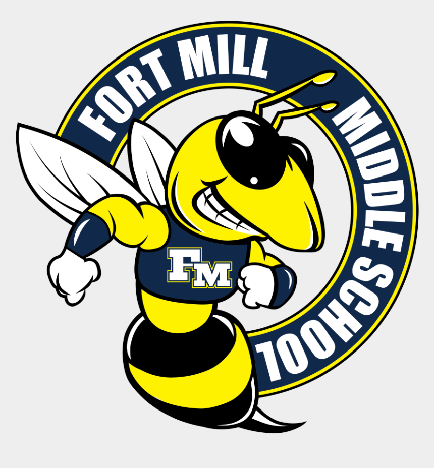 going to school clipart, Cartoons - Fort Mill Middle School - Fort Mill Middle School Logo