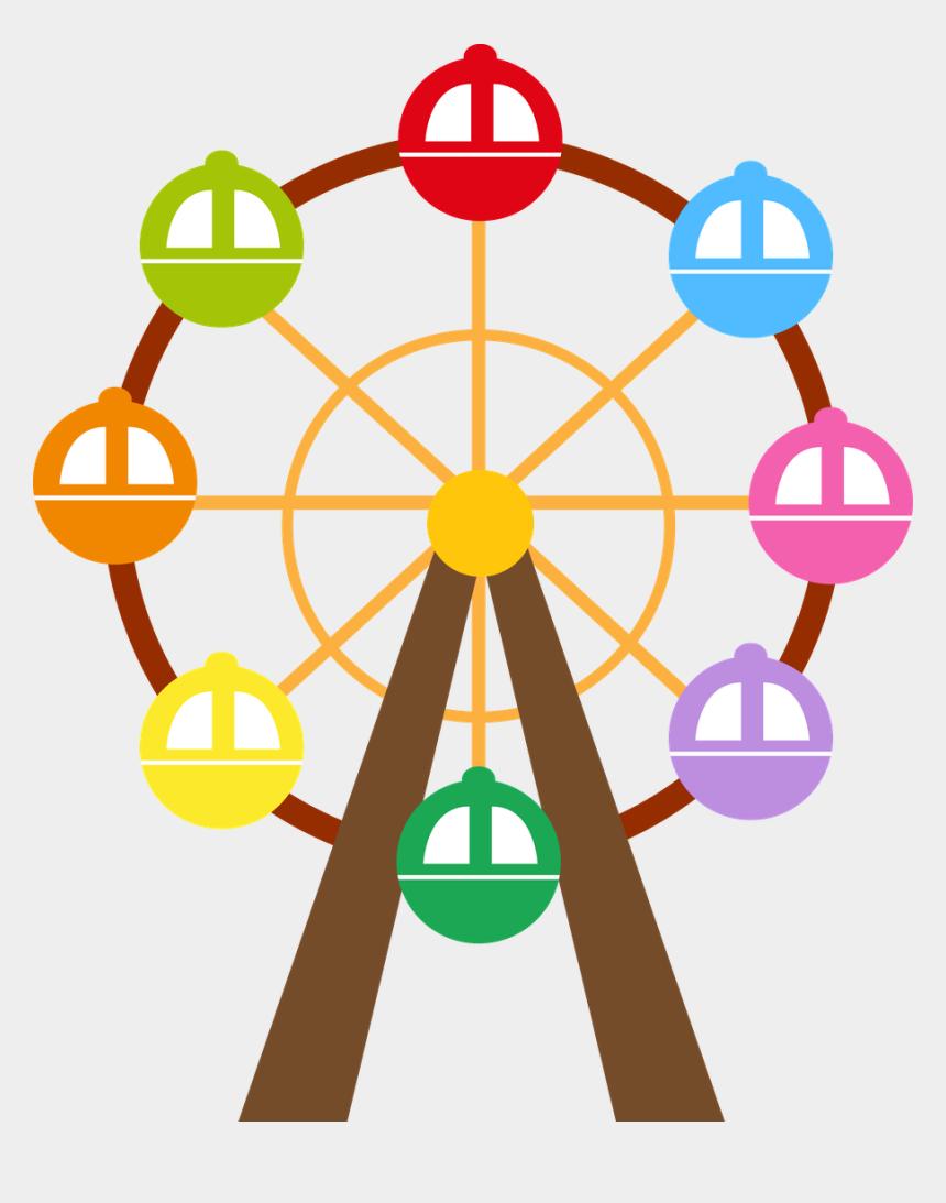 Carnival Ferris Wheel Clipart Trabsparent Background Carnival Ferris Wheel Png Cliparts Cartoons Jing Fm