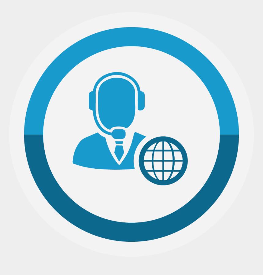 help desk clipart, Cartoons - Client Support Portal - Support Portal Customer Portal Icon