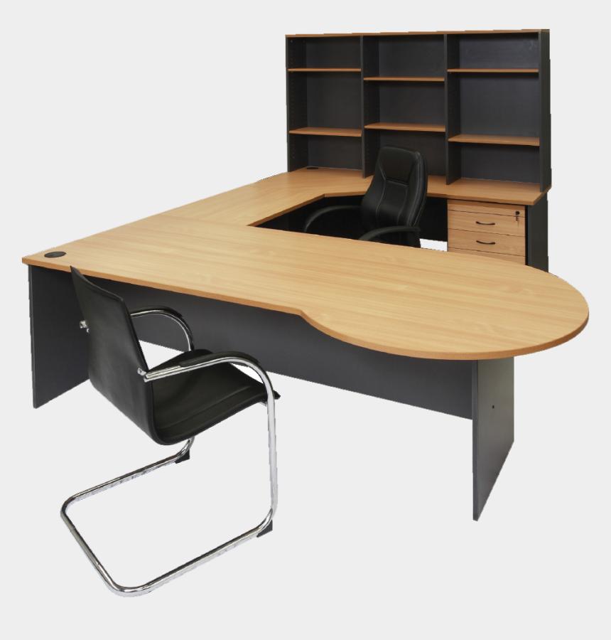 office table clipart, Cartoons - Office Desk - Office Furniture Sydney