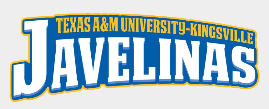 texas a&m clipart, Cartoons - Texas A&m Kingsville Javelinas Wordmark - Texas A&m University–kingsville