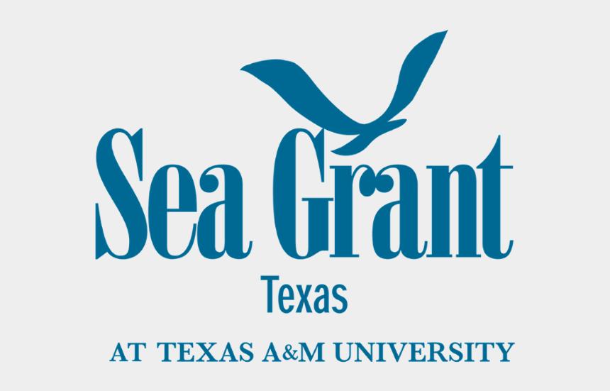 texas a&m clipart, Cartoons - Texas Sea Grant Awards Research Funding To Seven Islander - Texas Sea Grant Logo