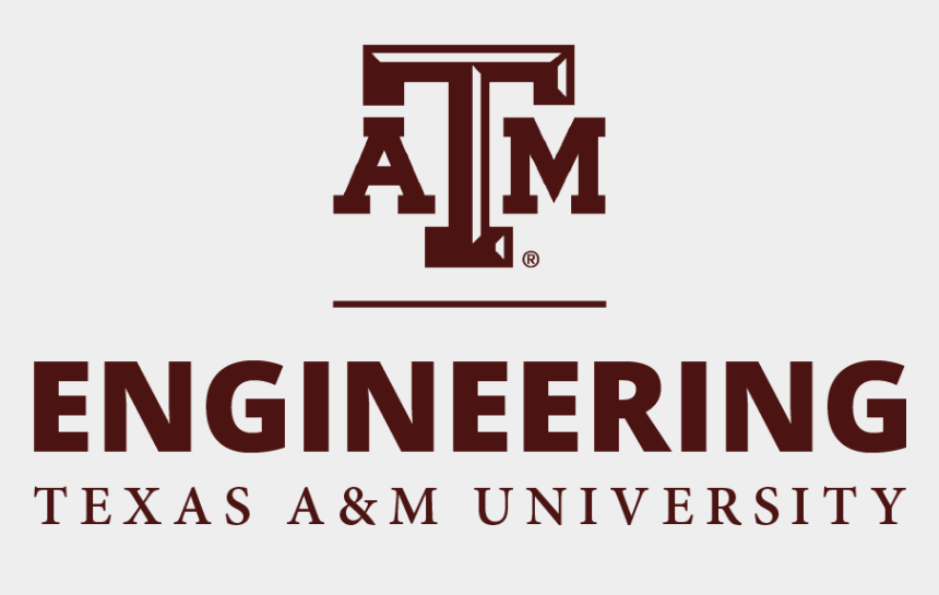 texas a&m clipart, Cartoons - Texas A&m University-engineering - Tamu College Of Engineering Logo