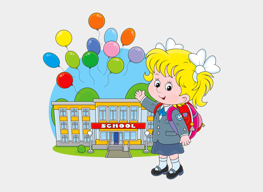 clipart langue, Cartoons - Personnages, Illustration, Individu, Personne, Gens - Cartoon Images Related To School