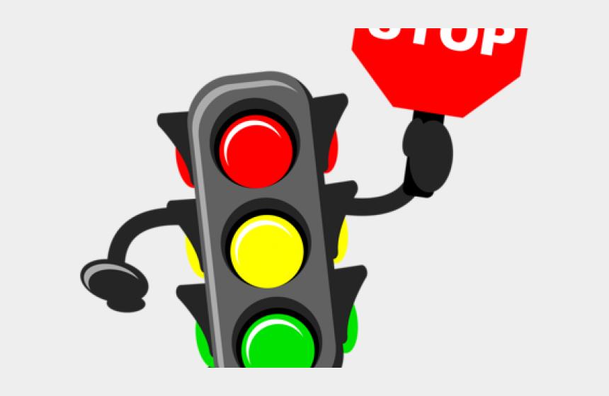 red traffic light clipart, Cartoons - Traffic Rule