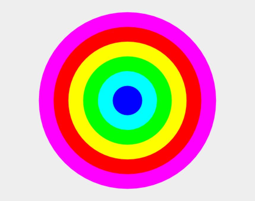 chalkboard apple clipart, Cartoons - Rainbow - Circle