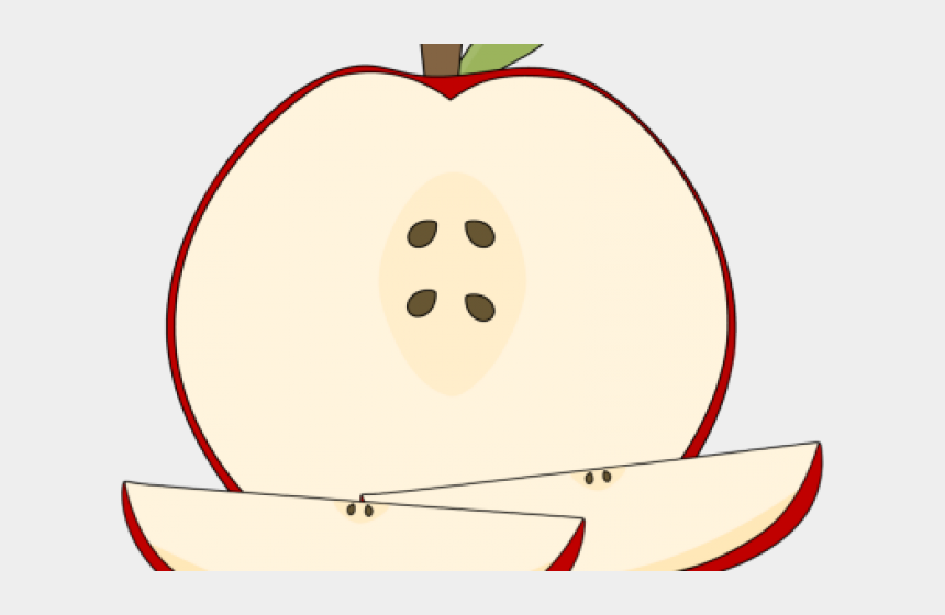 apple slice clipart, Cartoons - Circle