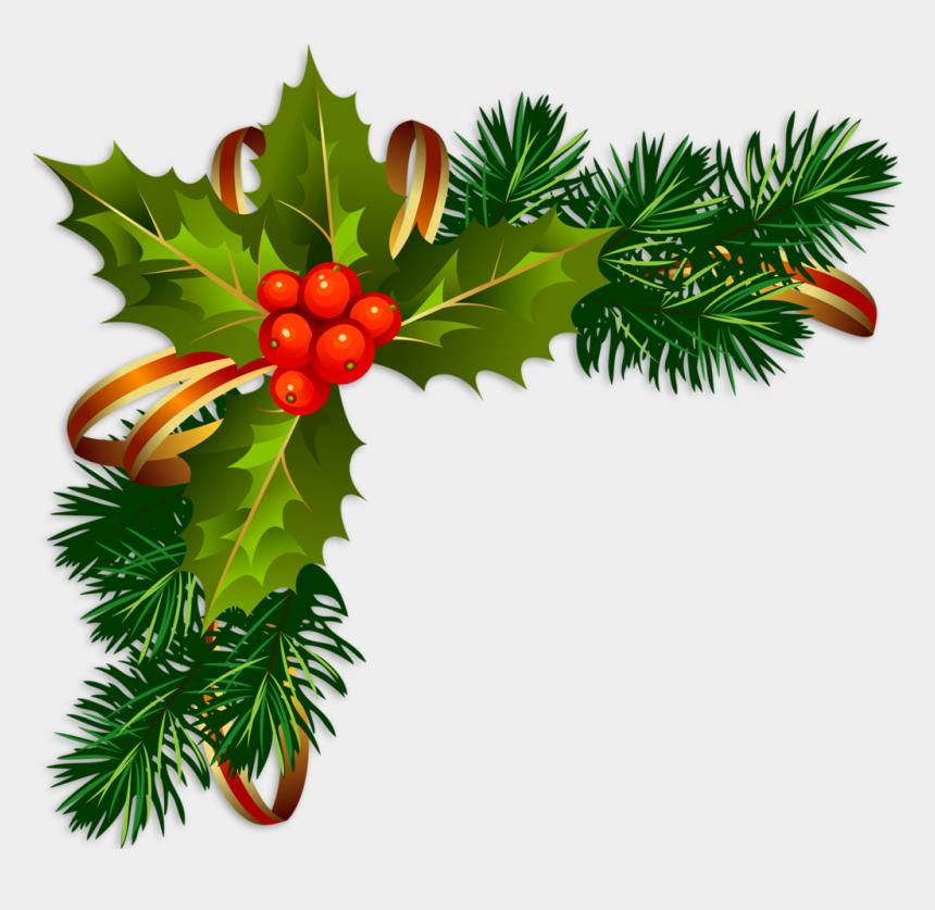 Telecharger Le Pdf Houx De Noel A Colorier Christmas Frame Corner Cliparts Cartoons Jing Fm