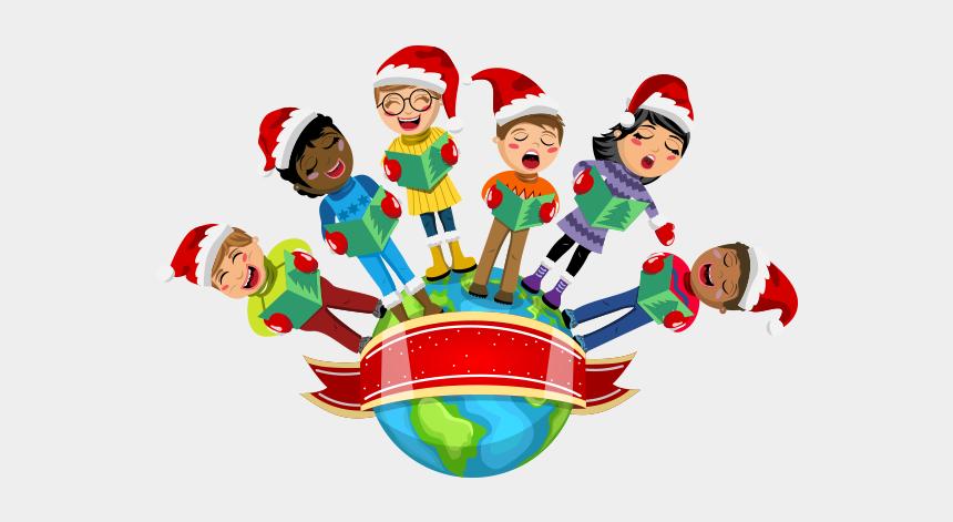 clipart chorale gratuit, Cartoons - L'école Internationale De Langues Vous Offre Un Concert - Children's Christmas Choir