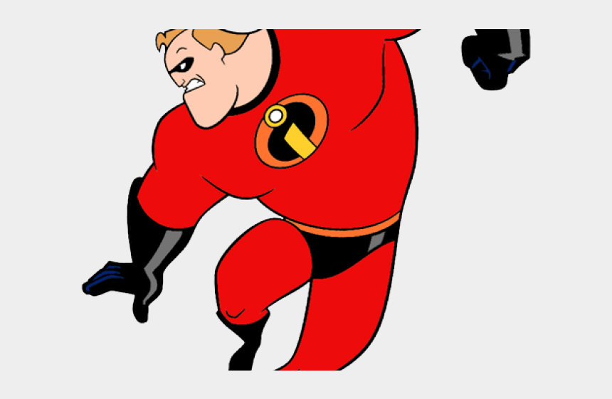 business proposal clipart, Cartoons - The Incredibles Clipart Character - Mr Incredible